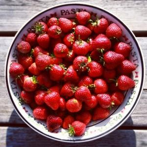 Treverra strawberries.