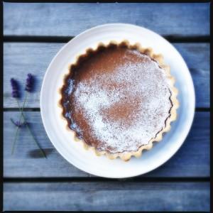 Pumkin pie, whole 1