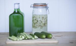 Bare Food cucumber gin