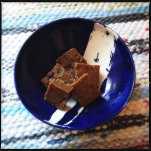 Raw honey halva